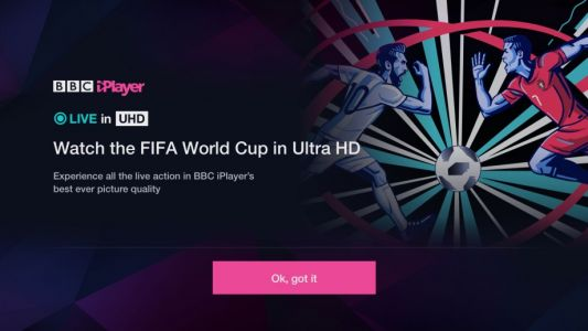 The BBC will stream the World Cup in 4K and VR, but not to all