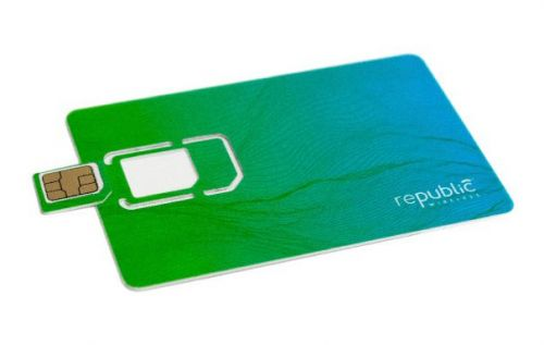 Republic Wireless launches 30- and 90-day data-only prepaid SIM cards