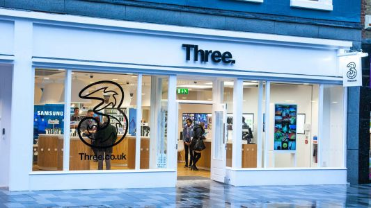 Three announces it will no longer sell 3G-only handsets