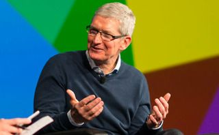 Tim Cook calls for 'untrue' China spy chip story to be retracted