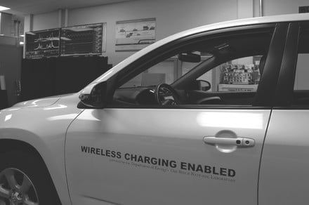 Wirelessly charging an EV in 15 minutes sounds crazy, but it's getting closer