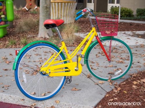 Google would like you to stop stealing its bikes