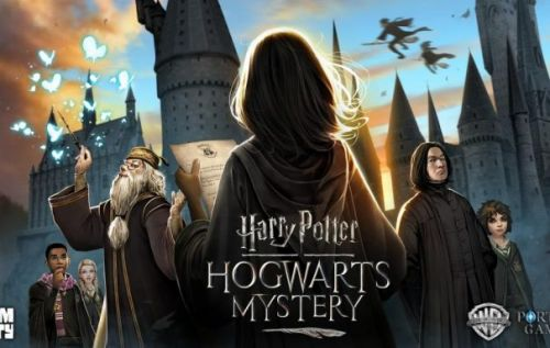 Harry Potter: Hogwarts Mystery Android soft launches starts