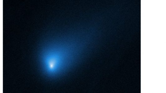 Hubble Snaps Photo of Mysterious Interstellar Comet