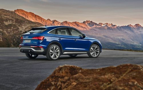2021 Audi Q5 Sportback gives SUV a coupe-inspired style upgrade