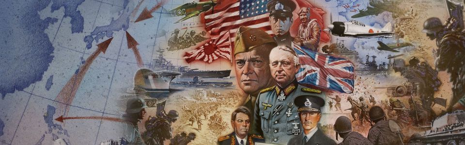 Everything You Need to Know About Axis & Allies 1942 Online