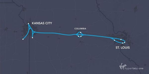 Missouri wants to bring Hyperloop to the midwest