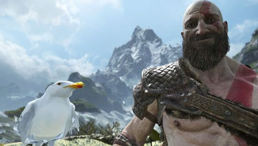 God Of War Is Getting A Photo Mode And It Will Force Kratos To Smile