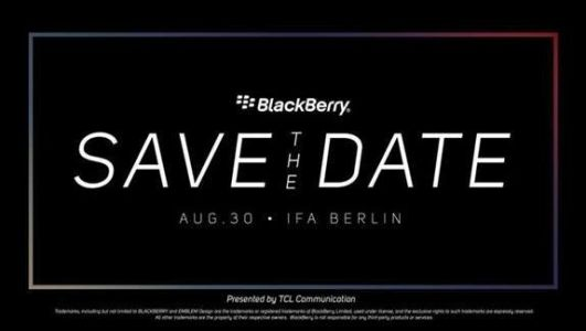BlackBerry KEY2 LE Likely To Be Revealed August 30