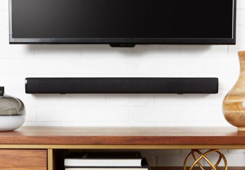 There's a subwoofer hiding in Amazon's $95 sound bar
