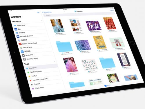 Apple has released its huge new iOS 11 software update for iPhone and iPad