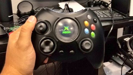 Original Xbox's huge controller is returning for current platforms