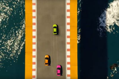 'Tiny Racers' brings Grand Theft Auto back to its roots with top-down racing