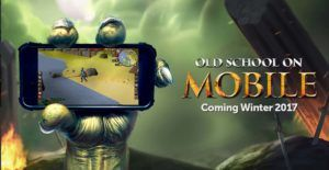 Classic PC game RuneScape is coming to mobile, will be cross compatible