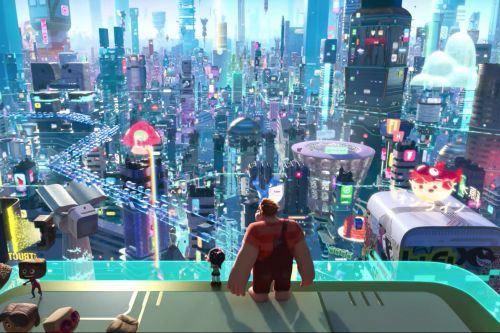 The latest trailer for Ralph Breaks the Internet Rickrolls us all