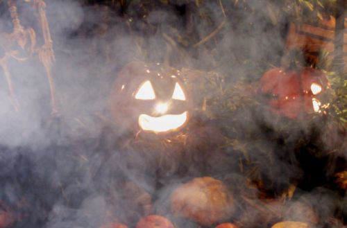 Halloween is right around the corner and Amazon's best-selling fog machine is only $35