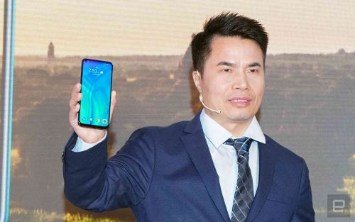 Honor View 20 teased with hole-punch display, 48MP rear camera