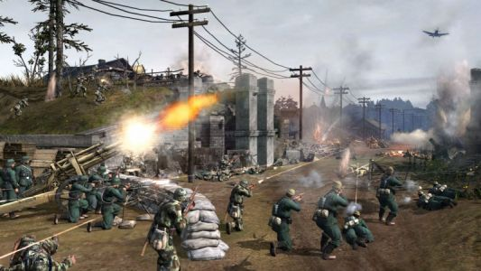 PSA: Company Of Heroes 2 Is Free On Steam Until Tomorrow