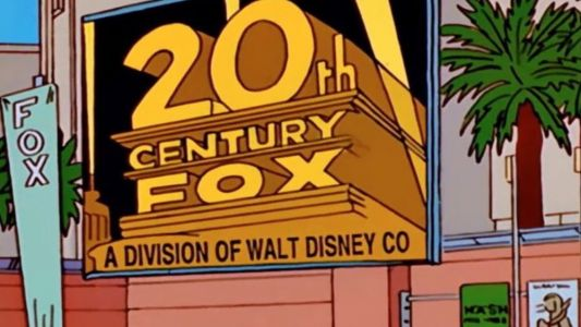 Of Course THE SIMPSONS Predicted The Disney and Fox Merger Back in 1998