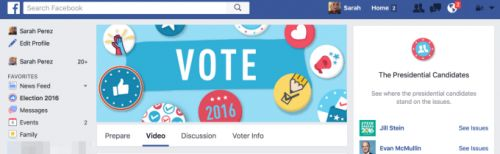 Instagram will promote mid-term voting with stickers, registration info