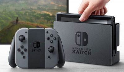 One Nintendo Switch Title Will Allow Download Play Like The DS