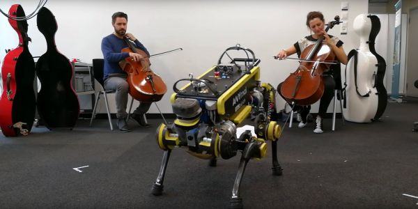 This robot can analyze any song and dance to the beat almost perfectly - hide your wives