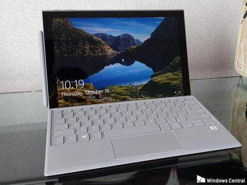This is the new Samsung Galaxy Book2 running a Snapdragon 850