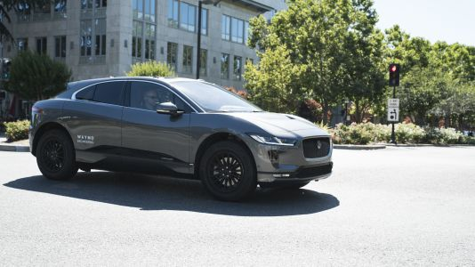 Waymo-branded Jaguar I-Pace vehicles hit the streets of San Francisco