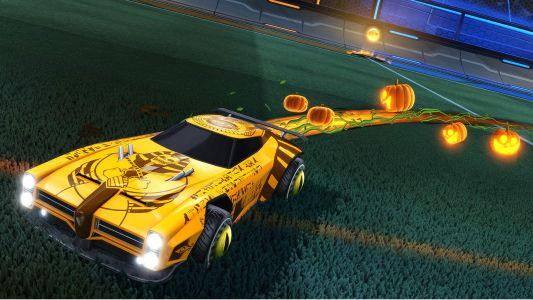 First 'Rocket League' Halloween event kicks off October 16th