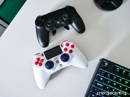The best controllers for PS4