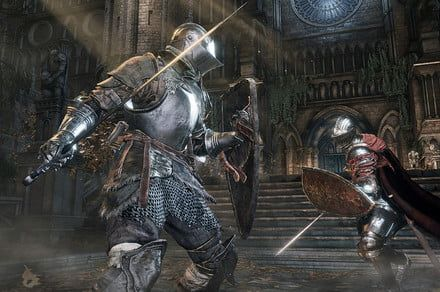 'Dark Souls Trilogy' bundles all three games on Xbox One and PS4