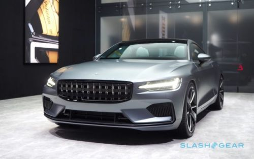 Polestar 1 shows carbon fiber makes perfect sense for hybrids