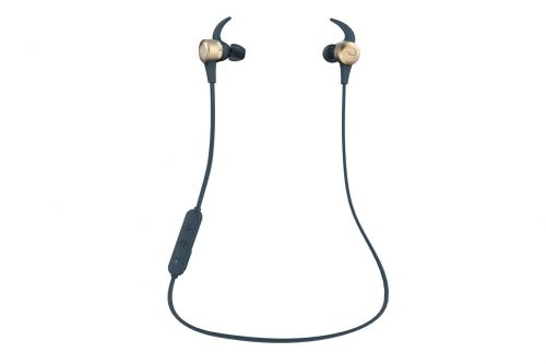 Optoma's Nuforce Be Live5 neckbuds are sweat-proof, cost $99, and sound decent