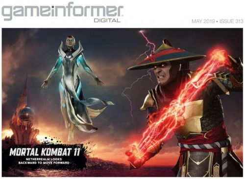 The Mortal Kombat 11 Digital Issue Is Now Live