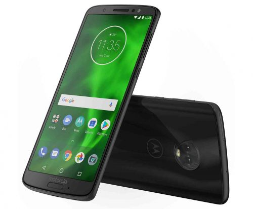 Moto G6 makes its official debut along with Moto G6 Plus and Moto G6 Play