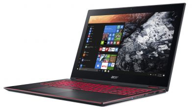 Acer reveals Nitro 5 Spin - one of the first 2-in-1 gaming laptops