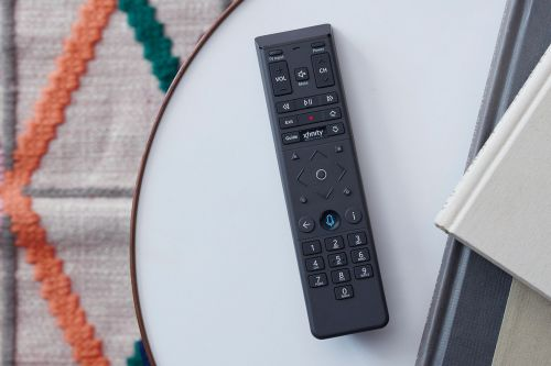 Comcast's redesigned X1 voice remote can locate your cellphone