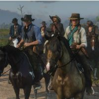 Rockstar is bringing an open-world online mode to Red Dead Redemption 2