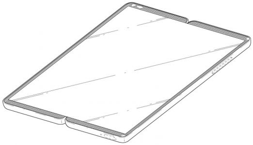 LG patent filing shows foldable smartphone designs