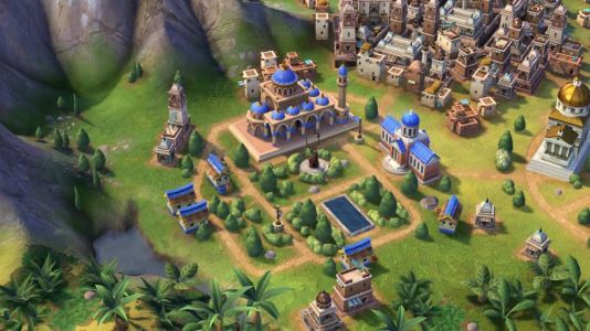 CIVILIZATION 6 Is Announced For the Nintendo Switch