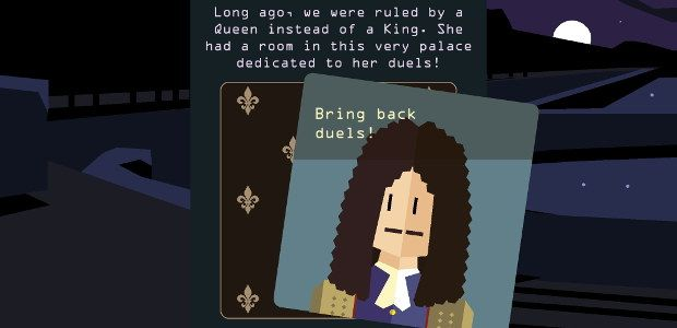 Reigns: Her Majesty swipes right to December 7th