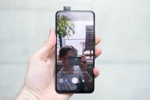 Teardown shows inner workings of the Vivo Nex's pop-up selfie camera