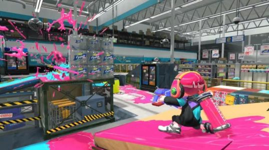 Splatoon 2's massive holiday update adds new maps, gear, and modes