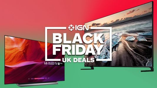 The Best Black Friday TV Deals: Cheap 4K and OLED TVs on Sale Now