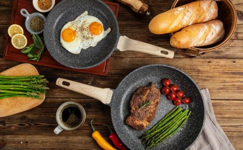 Amazon's best nonstick frying pan deal is $16 and shoppers are obsessed