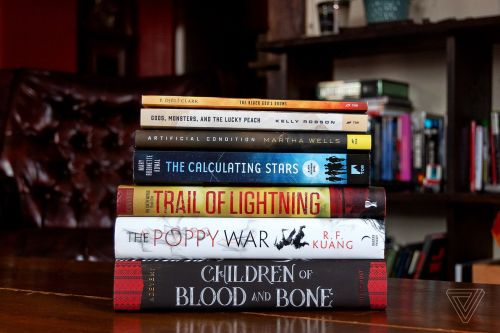 Here are the 2019 Nebula Award nominations
