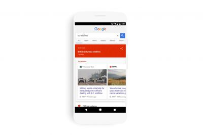 Google's SOS Alerts are a less annoying version of Facebook's Safety Check