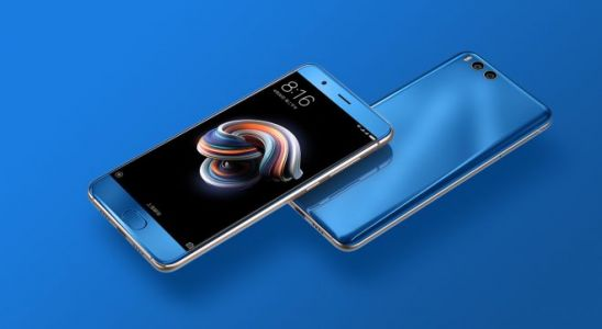 Xiaomi Mi Note 3 Phablet Introduced Officially, With Snapdragon 660 CPU, Dual Camera