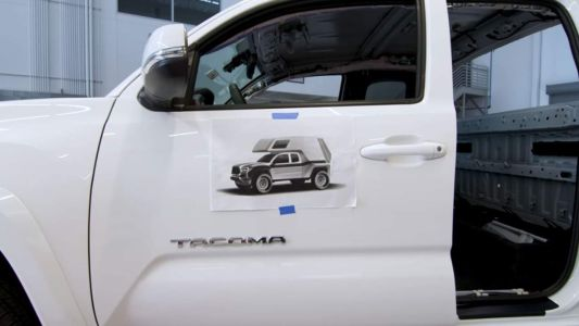 Toyota is building a sweet Tacoma-based camper for SEMA