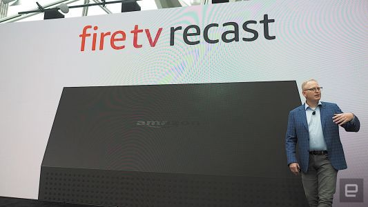 Fire TV Recast offers both DVR and streaming on the go